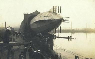 Vzducholoď HMA 24. září 1911
