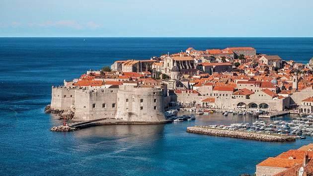 Dovolená, Chorvatsko, Dubrovnik.