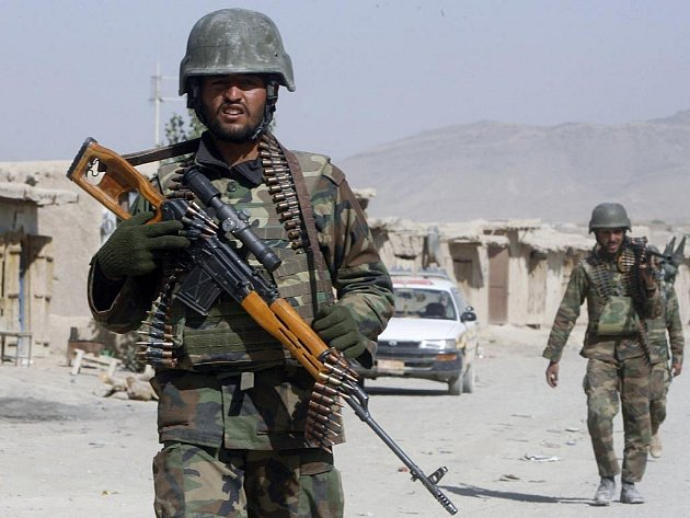 Je to osm let, co Američané zahájili válku v Afghánistánu.
