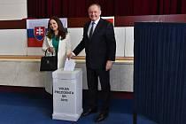 Slovenský prezident Andrej Kiska u volby svého nástupce