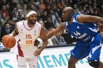 Basketbalisté Nymburka nestačili na ruské Dynamo Moskva.