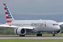 Boeing 787 společnosti American Airlines.