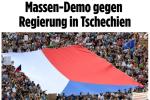 Zpráva německého deníku Bild