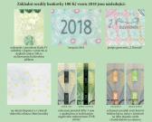 Změny na bankovkách v roce 2018