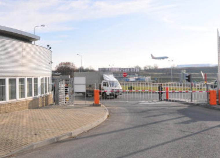 Průmyslová zóna CTPark Prague Airport