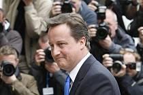 Premiér Velké Británie - David Cameron