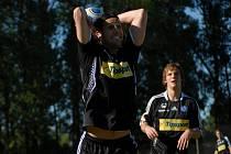Brazilec Melinho v dresu Olomouce.