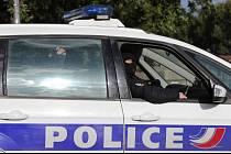 Francouzská policie - Ilustrační foto