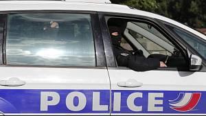 Francouzská policie - Ilustrační foto.