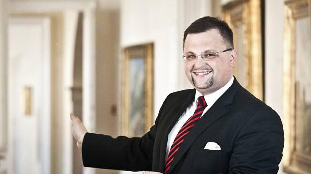 Bývalý šéf hradního protokolu Jindřich Forejt.