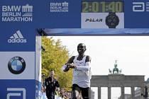Maratonec Eliud Kipchoge