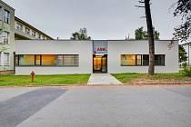 V areálu Pardubické nemocnice vyrostla nová budova Kardiologického centra AGEL