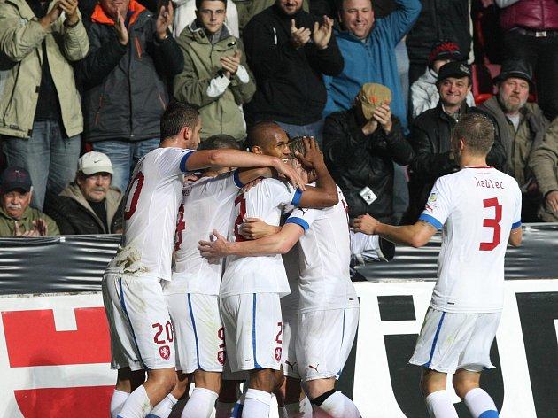 Fotbalisté Česka uspěli v kvalifikační bitvě nad Maltou.