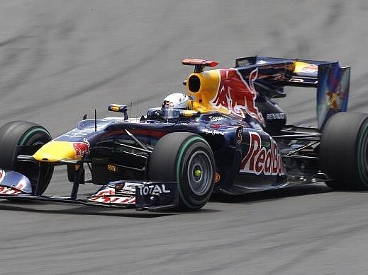 Sebastian Vettel se stal šampionem VC Evropy.
