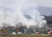 V Rakousku vybuchl plynový terminál.