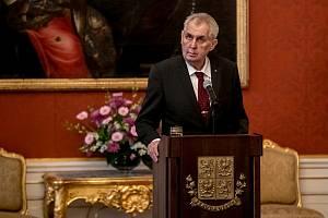 Prezident Miloš Zeman jmenoval 6. prosince na Pražském hradě Andreje Babiše premiérem.