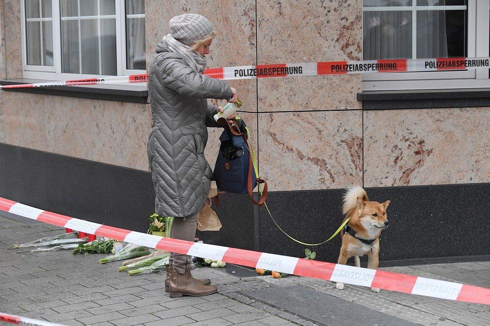 Střelba v německém Hanau