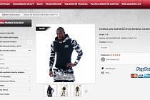Nenávistné komentáře na sociální síti vyvolala reklama jedné slovenské firmy na sportovní oblečení, která jako modela angažovala muže tmavé pleti. Podnik se černocha zastal.