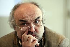 Historik umění a bývalý ředitel Národní galerie Jiří Fajt (na snímku z 26. února 2018)