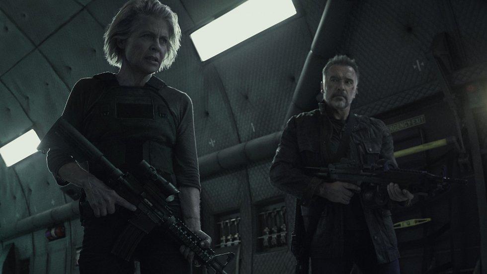 Slavný kyborg se vrátil za Sárou Connorovou několikrát, naposledy ve snímku Terminátor: Temný osud