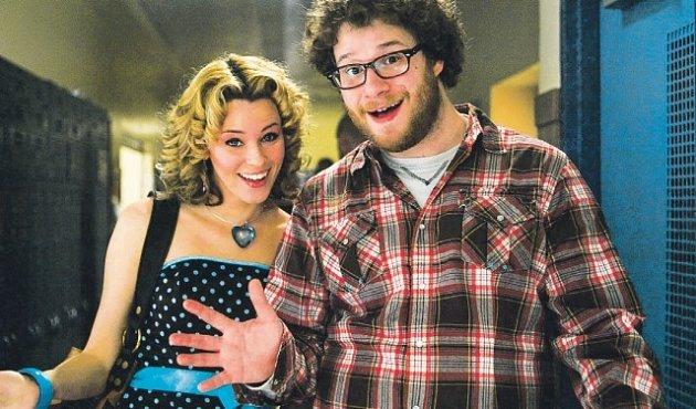 Miri (Elizabeth Banksová) a Zackovi (Seth Rogen) plán o pornofilmu úplně nevyjde – najdou ale lásku.