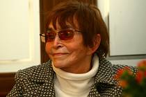 První dáma českého filmu Věra Chytilová.