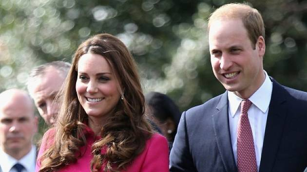 William a Kate.