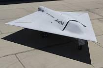 Koncept amerického autonomního bojového letounu příští generace Northrop Grumman X-47A Pegasus
