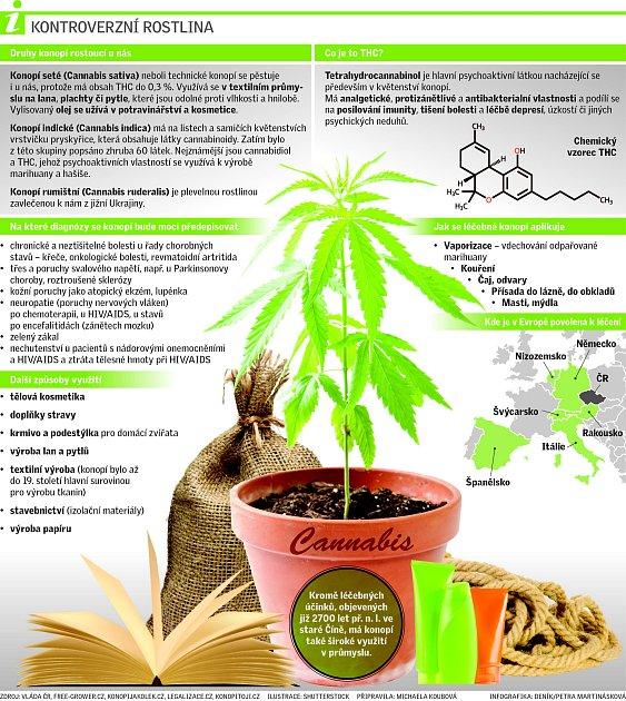 Kontroverzní rostlina.