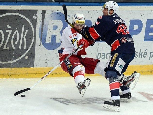 Slavia Praha vs. Chomutov.