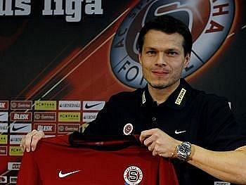 Libor Sionko se po letech v zahraničí vrátil do Sparty.