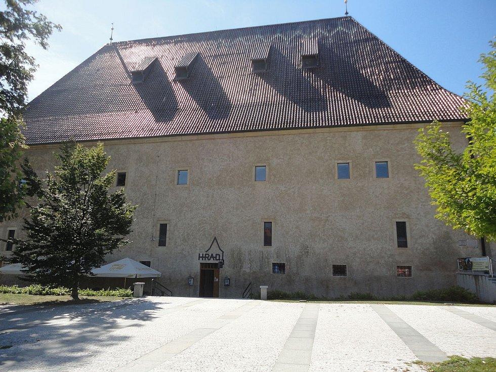 Bývalý královský hrad patří k nejstarším stavbám v Litoměřicích.