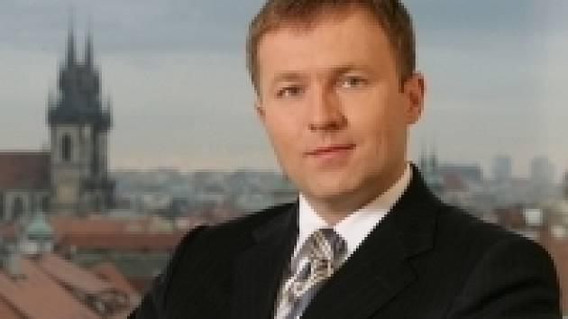 Śéf ČEZ Martin Roman