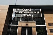 Sídlo Českého telekomunikačního úřadu (ČTÚ) v Praze Vysočanech