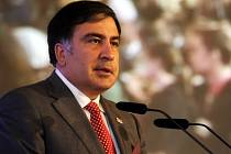 Bývalý gruzínský prezident Michail Saakašvili.