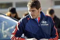 Gólman Realu Iker Casillas.