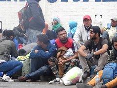 Venezuelští přistěhovalci v Peru