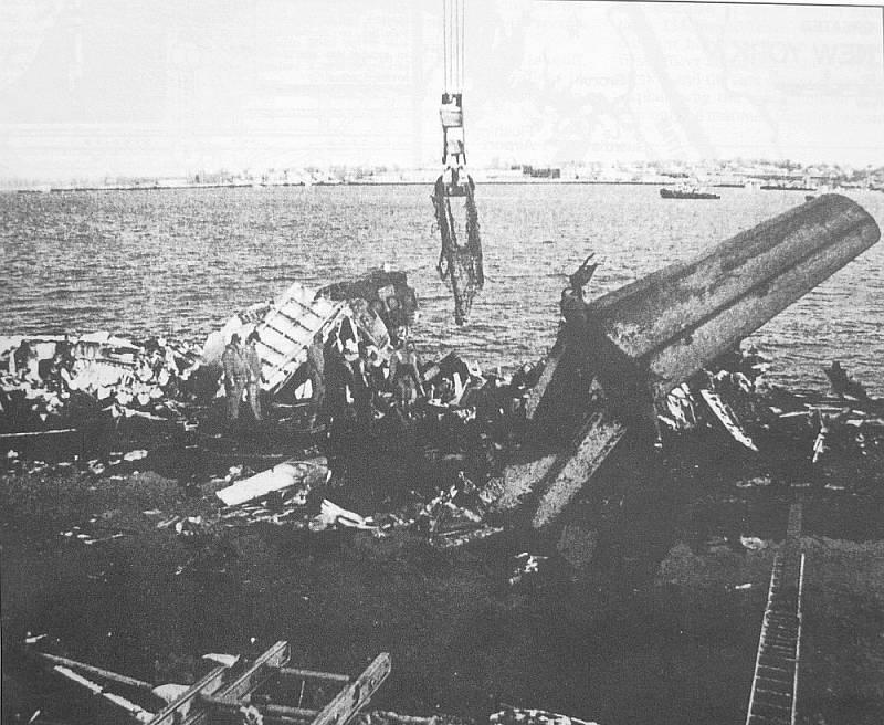 Rok po havárii poštovního letadla došlo k další podobné katastrofě stroje USAir, letu 405. Vedla ke změnám organizačního postupu při odmrazování křídel