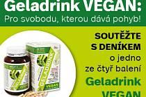 Zapojte se s Deníkem do soutěže o Geladrink.