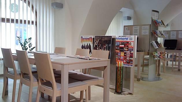 Nové Informační centrum, které v Kroměříži funguje od 7. ledna 2013, vstoupilo do nadcházející sezóny s několika novinkami a zajímavostmi.