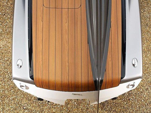 Koncept Speedboat od Jaguaru