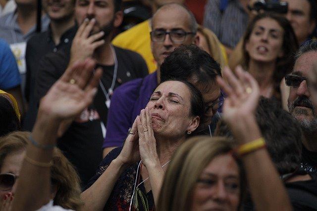Katalánsko vyhlásilo nezávislost