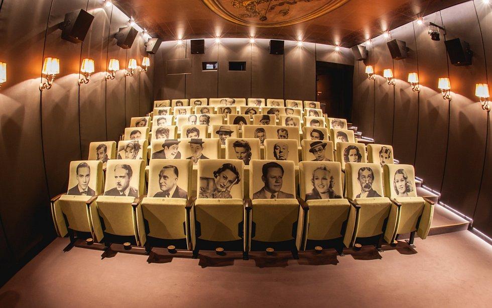 Kino Lucerna - malý sál