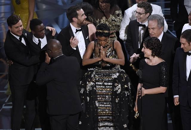 A skuteční vítězové - film Moonlight.