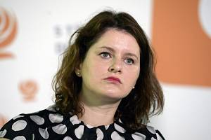 Místopředsedkyně ČSSD a ministryně práce a sociálních věcí Jana Maláčová