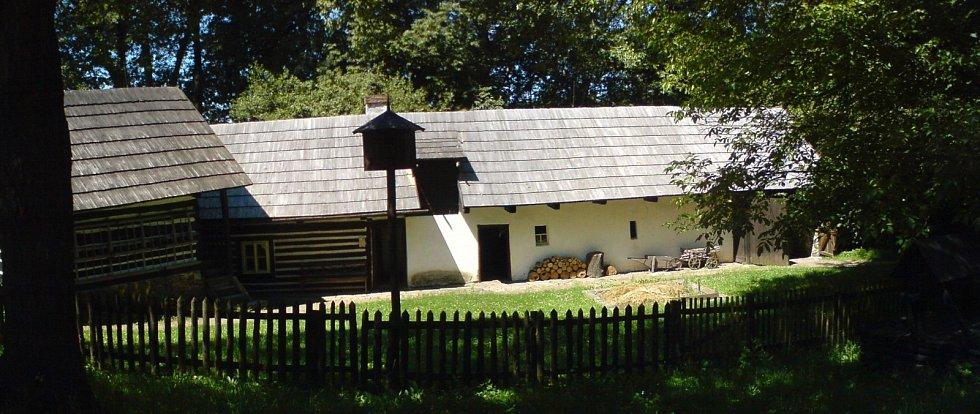 Muzeum lidových staveb v Kouřimi.