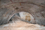 Nově objevená místnost v Neronově paláci