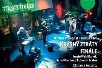 Michal Prokop vydává záznam koncertu Krásný ztráty.