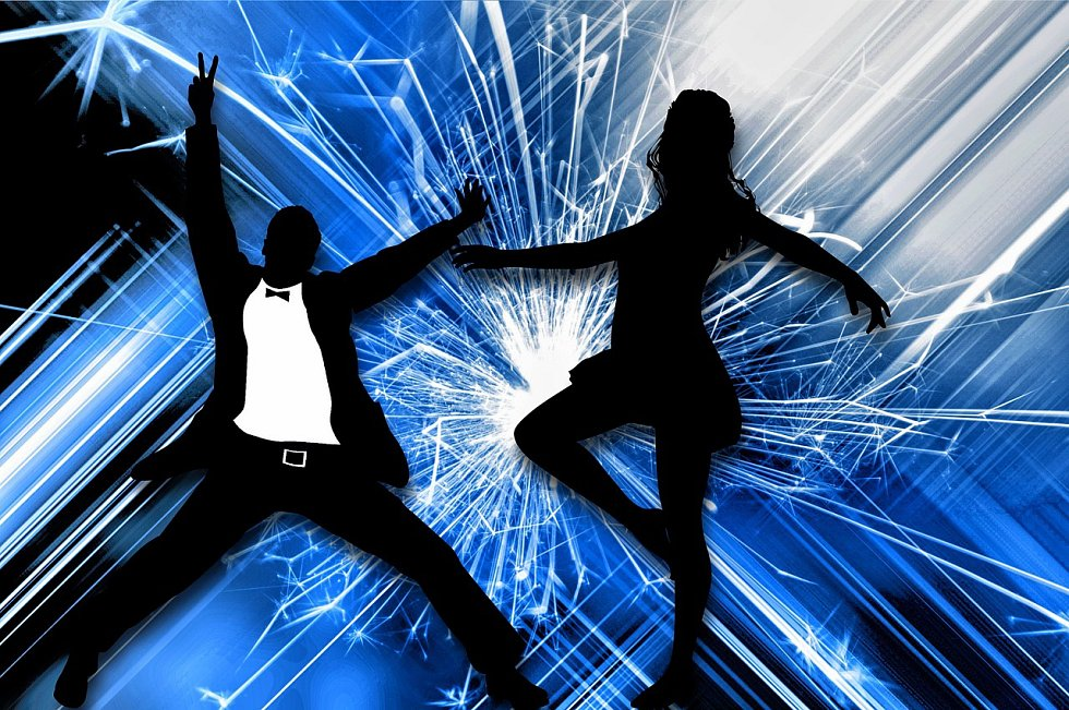 Ples, tanec, dress code. Ilustrační foto