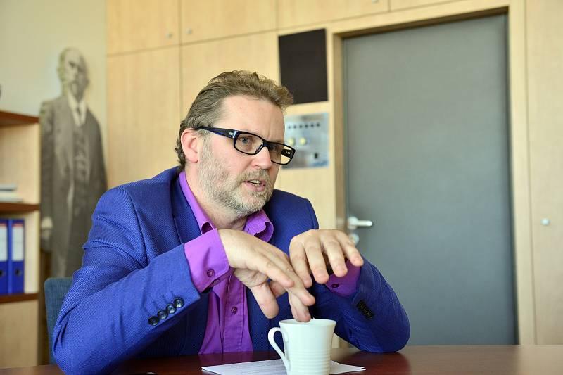 Historik Michal Stehlík